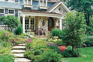 Идеи ландшафтного оформления садового участка
